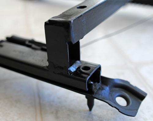Old front bracket - click for larger