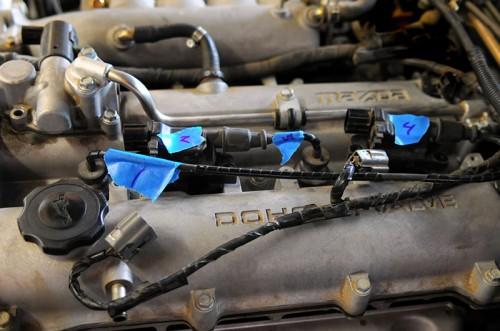 NB coil-over-plug spark packs