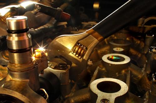 Car maintenance as art