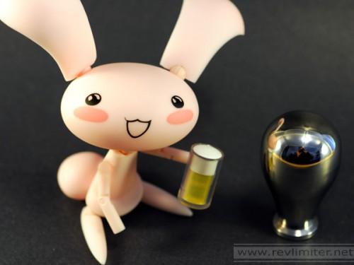"""Jun says """"cheers!"""""""