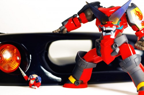 Gurren and Lagann say HELL YEAH!
