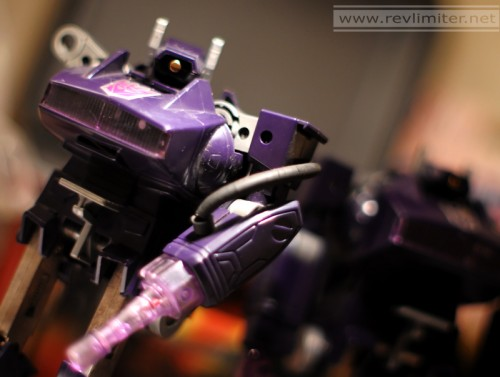 G1 Shockwave - broken and beat but full of soul.