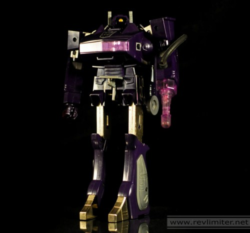 Shockwave - restoration complete!