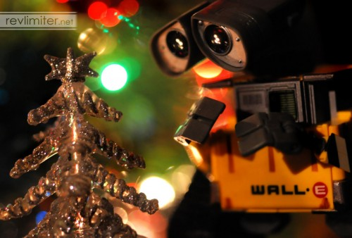 Please, WALL-E, resist the urge to compact it.