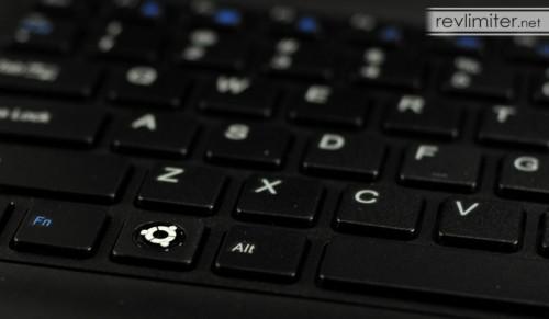 The infamous Ubuntu key