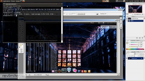 Photoshop CS3 in Linux