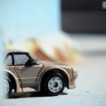 Micro Machines MR2 Photoshoot