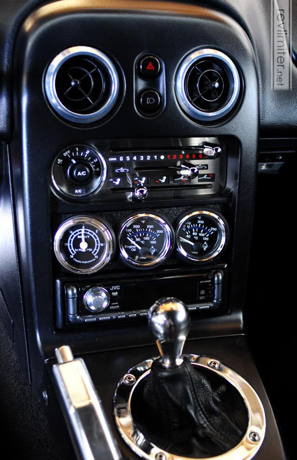 Feb 2011 center console.