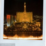 Vegas Night Polaroids
