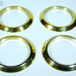 Sharka's Vent Rings - In GOLD