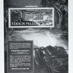 Edison Mazda - a day before my birthday!
