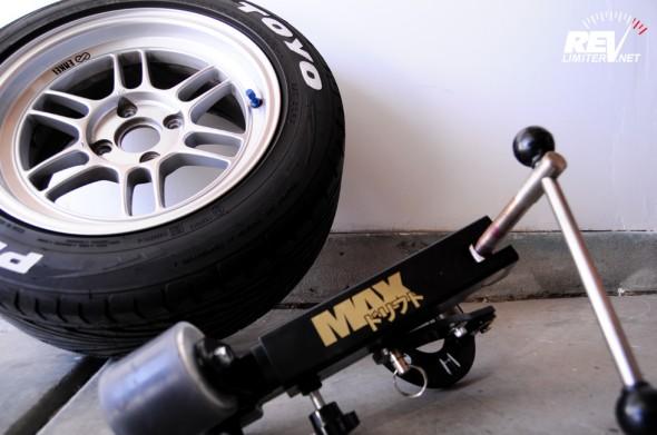 Parts Shop Max fender rolling tool