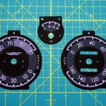 Custom NA Miata gauge set