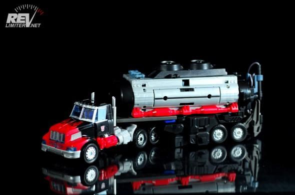 Tanker - front