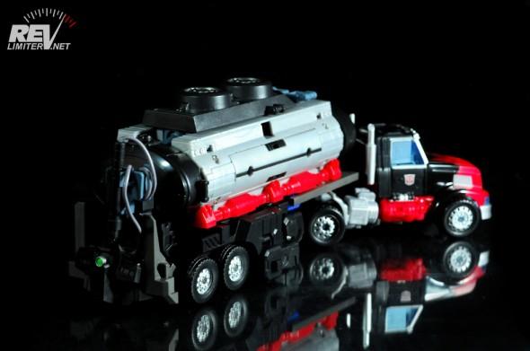 Tanker - rear