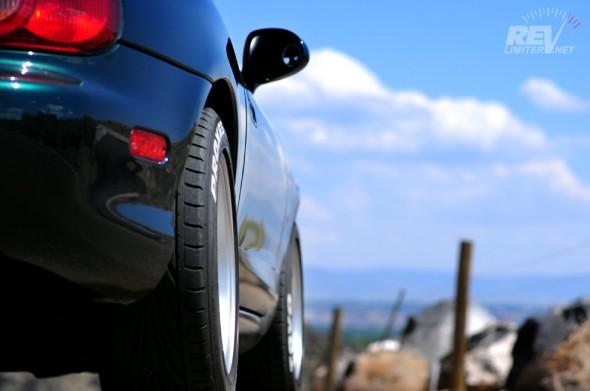 OEM+ wheel fitment.