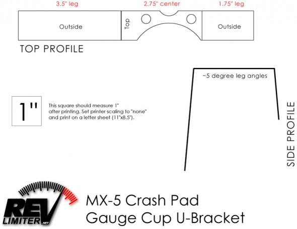 U-clip design