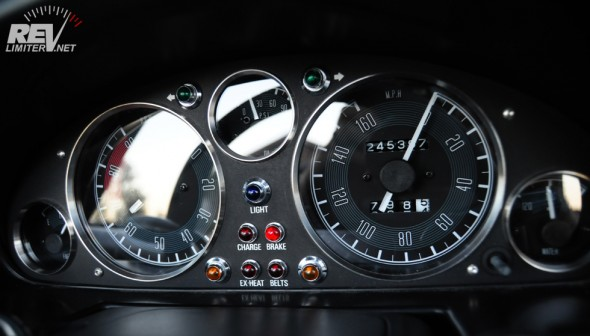 Did you expect any other gauges?