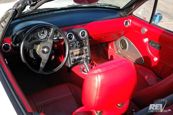 That interior!