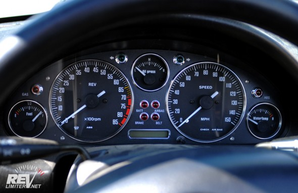 KG Works instrument cluster!