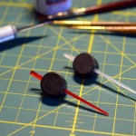 How to Paint Gauge Needles
