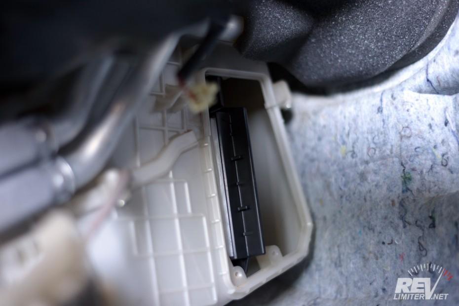 Замена салонного фильтра мазда 3 2006 года своими руками 55