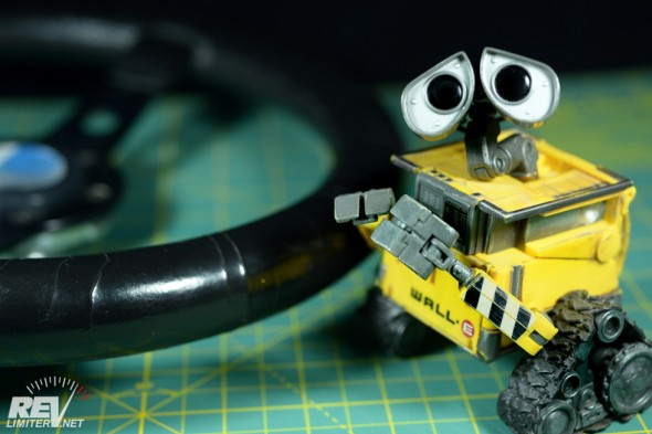 WALL-E is worried. I am not.
