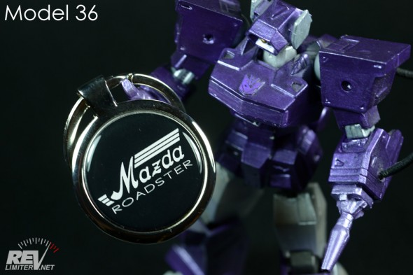 Shockwave considers the logic of keeping your keys together.