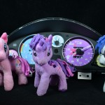 Pony gauges. Yes, really.