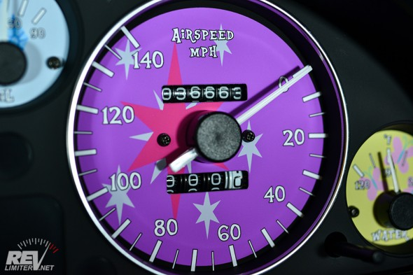 And a Princess Twilight Sparkle Airspeed gauge.