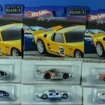 Hot Wheels 2012 ROADRCR set