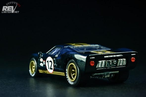 GT-40 rear quarter.