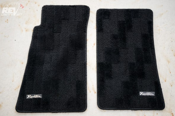 Roadster Floormats