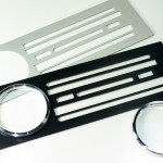 Retro HVAC Plate & Trim Ring
