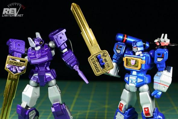 Royal Clover Eunos keys