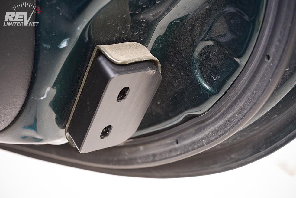 They pressure fit in the stock door cups. & Garage Star Delrin Door Bushing Review u2014 revlimiter.net