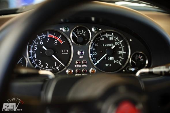 Sharka's 12th set of gauges.