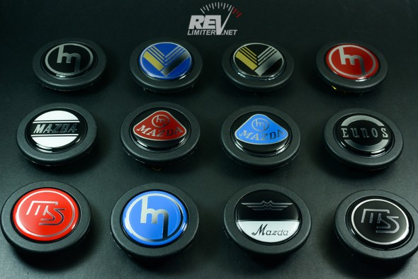 revlimiter Horn Buttons