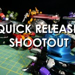 Quick Release Shootout Part 1: Thick QRs
