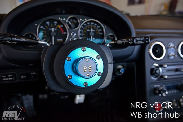NRG Gen3 receiver.