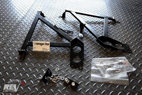Garage Star Fender Braces!