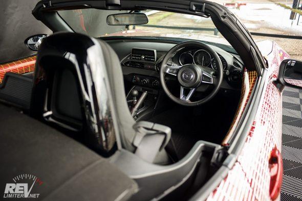 1M's interior