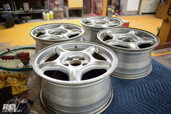 Factory 16x8 FD wheels