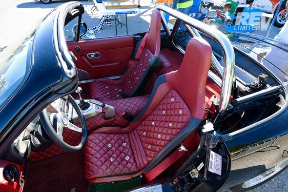 Those Lotus seats tho...