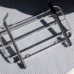 A trunk rack.
