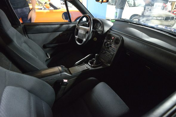 14's interior.