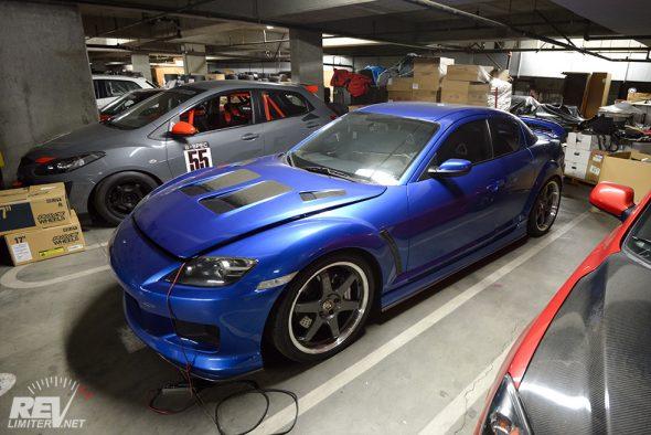 Mazdaspeed RX-8