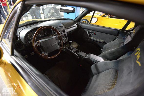 M Coupe interior