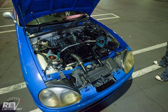 3 cylinder turbo