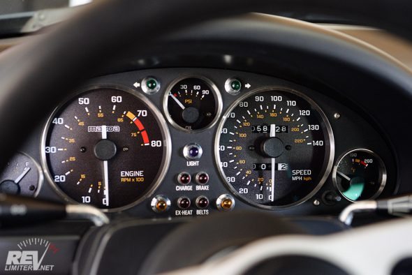 Sharka's new Gen3 JNC gauges.